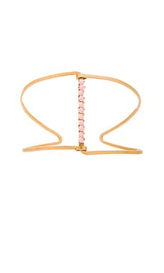 Mimi & Lu Laurenly Cuff in Blush