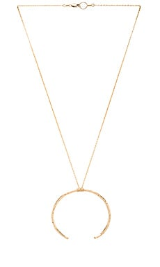 Mimi & Lu Branch Necklace in Gold