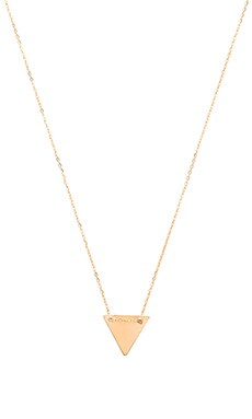 Everyday Triangle Necklace