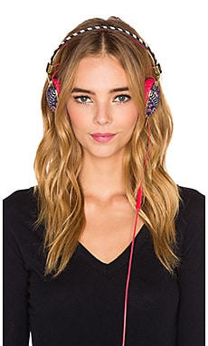 MINKPINK x Skullcandy Global Knockout Headphones in Multi