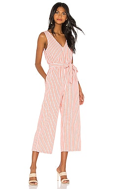 Check Jumpsuit MINKPINK $50
