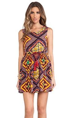 Moroccan Tile Dress