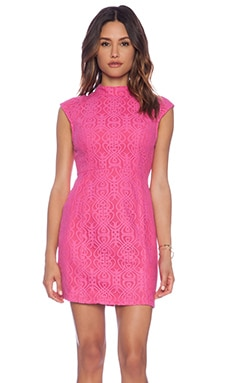 MINKPINK Singapore Sling Dress in Pink