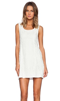 MINKPINK Before Midnight Dress in Cream