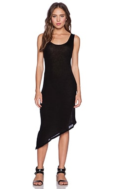 MINKPINK Shallow Waters Maxi Dress in Black