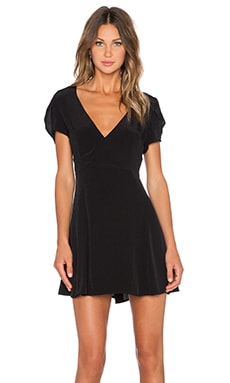 Little Things Dress in Black