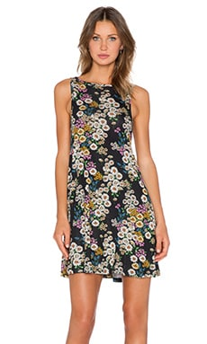 MINKPINK Pop Up Petal Tank Dress in Multi