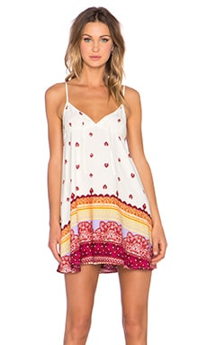 MINKPINK Dawn Garden Night Gown in Multi