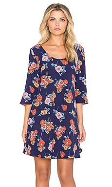 MINKPINK Mystic Garden Swing Dress in Multi