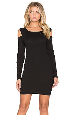 MINKPINK Game Changer Mini Dress in Black