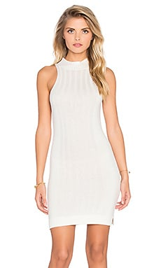 Read On Dress in White