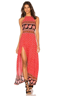 Spice Market Maxi Dress in Multi