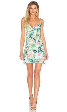 Sunshine Coast Dress en Imprimé