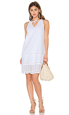 Castaway Dress en Blanc
