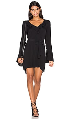 Weekend Away Dress in Schwarz