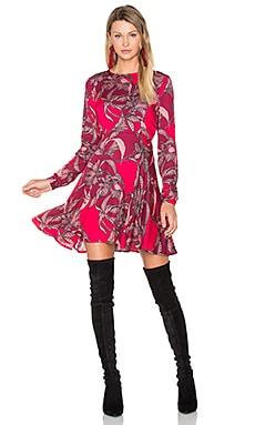 Femme Fatale Dress en Imprimé