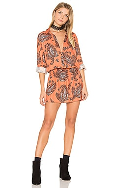 Spice of Life Shirt Dress