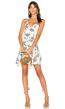 Garden Party Halter Dress in Multi
