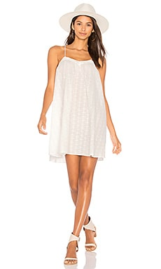 In the Clouds Trapeze Dress