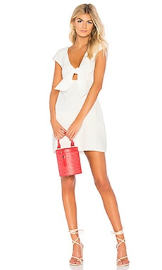 Tie Front Sweetheart Dress MINKPINK $99 BEST SELLER