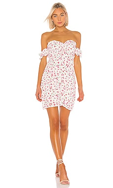 2b9442bb13a85 Burma Bloom Mini Dress MINKPINK $89 ...