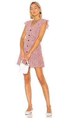 Tiny Bloom Mini Dress MINKPINK $89 NEW ARRIVAL