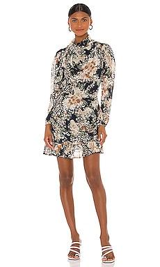 Brigitte Floral Mini Dress MINKPINK $109
