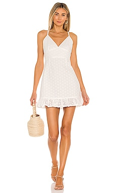 Juliana Anglaise Dress MINKPINK $109 NEW