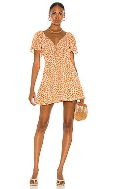 Sun Valley Mini Dress MINKPINK $89