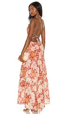 Azar Open Back Maxi Dress MINKPINK $139 NEW