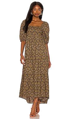 Yasamin Tiered Midi Dress MINKPINK $129