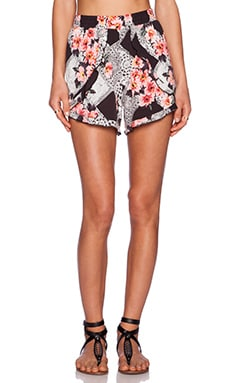 MINKPINK Lacey Gardener Short in Multi