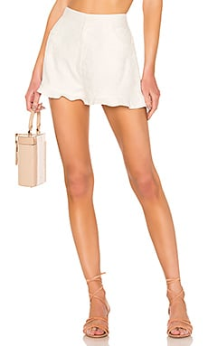 Complete Clarity Frill Short MINKPINK $56