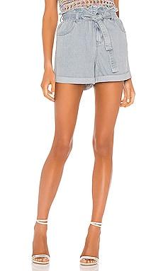 Tammi Paperbag Shorts MINKPINK $79