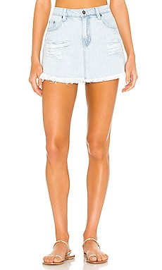Destruct Denim Skort MINKPINK $89 BEST SELLER