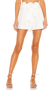 Luna Pleated Shorts MINKPINK $89