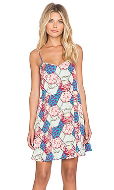 MINKPINK Save Tonight Nightie in Multi