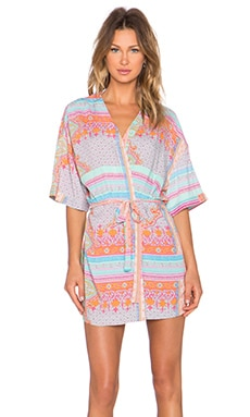 MINKPINK Broken Sun Robe in Multi