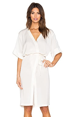 MINKPINK We Are Dreamers Robe in Cream
