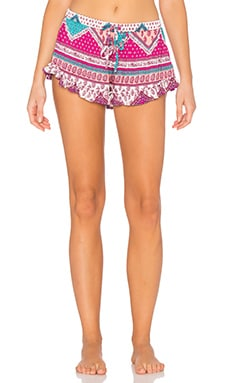 MINKPINK Goodnight Darling Shorts in Multi