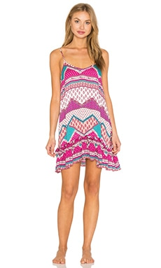 MINKPINK Goodnight Darling Nightie in Multi