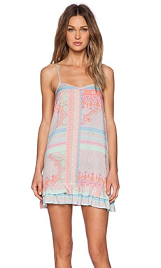 MINKPINK Broken Sun Night Gown in Multi