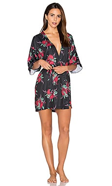 Holiday Dreaming Robe in Multi