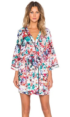 MINKPINK Day Dreamer Robe in Multi
