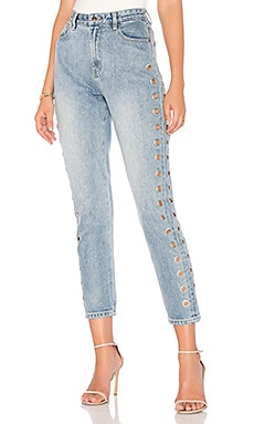 Youth Eyelet Scando Jean