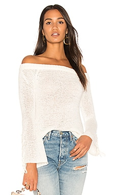 Antoinette Off Shoulder Sweater