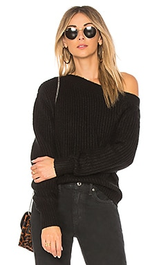 One Sided Pullover Jumper