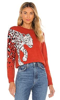Feline Knit Sweater MINKPINK $89 NEW