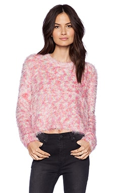MINKPINK Fairy Floss Jumper in Pink