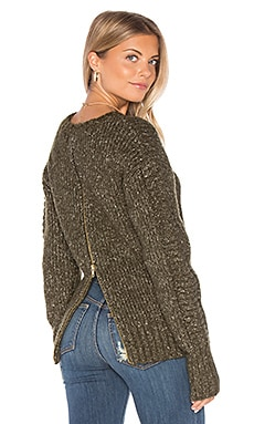 By the Fire Sweater in Khaki
